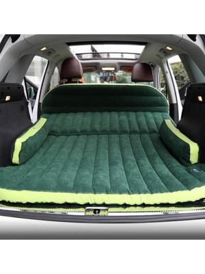 Aufblasbar Luft Matratzen Schlafen Bett SUV Zurück Sitz Matte