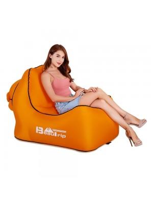 Aufblasbar Luft Sofa Couch tragbar Leicht Camping Strand