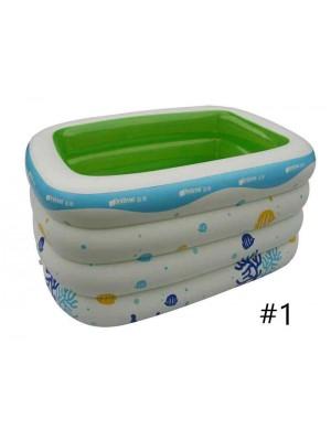 Aufblasbar Paddeln Schwimmbad Badewanne Zum Baby Kinder