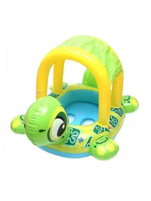 Aufblasbar Schwimmen Schweben Spielzeuge Spielzeug Karikatur Schildkröte Gestalten Wasser Sport Zum Baby Kinder