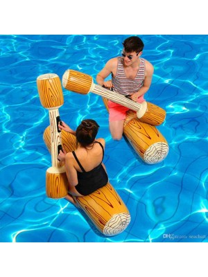 Aufblasbar Wasser Sport Stoßstange Spielzeuge Zum Erwachsene Kinder Draussen Party