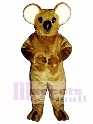 Netter Koala Bär Maskottchen Kostüm