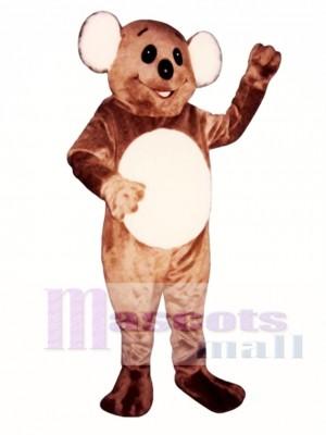 Aussie Koala Bär Maskottchen Kostüm