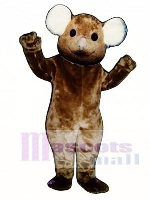 Neues Kandy Koala Bär Maskottchen Kostüm
