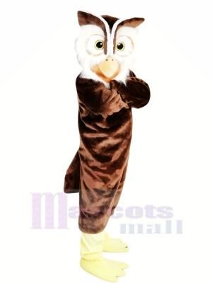 Hoch Qualität Eule Maskottchen Kostüme Karikatur