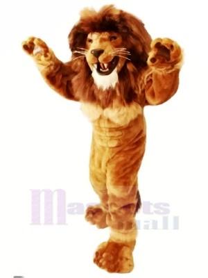 Freundlich Leistung Löwe Maskottchen Kostüme Erwachsene