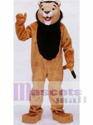 Deluxe Löwe Maskottchen Kostüm