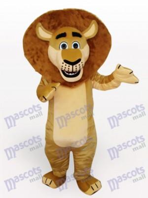 Madagaskar Löwe Tier Maskottchen lustiges Kostüm