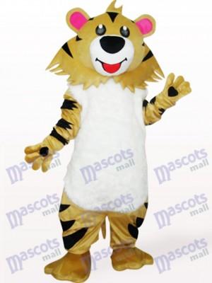 Grau braun Löwe Tier Maskottchen Kostüm