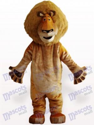 Alex Löwe Tier Maskottchen Kostüm