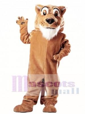 Colby Cougar Maskottchen Kostüm Tier