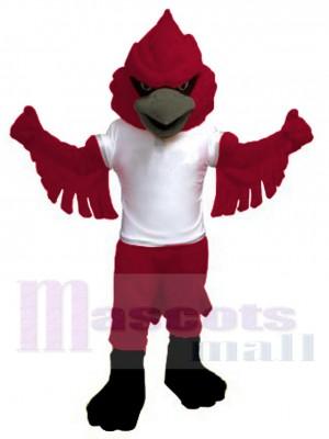 Leistung Kardinal Maskottchen Kostüm Tier
