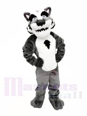 Hochschule Leicht Wolf Maskottchen Kostüme