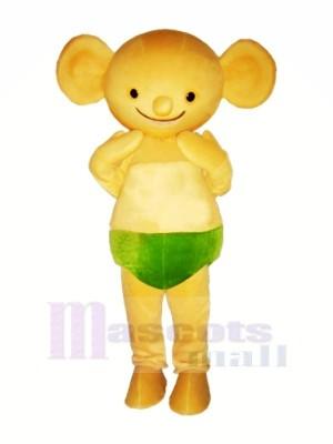 Gelb Baby Koala Maskottchen Kostüme Karikatur