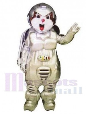 Astronaut Bär Kosmonaut Maskottchen Kostüm Tier