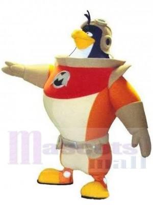 Astronaut Pinguin Kosmonaut Maskottchen Kostüm Tier
