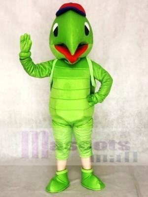 Grüne Schildkröten Maskottchen Kostüm Tier