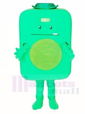 Grün Box Maskottchen Kostüme
