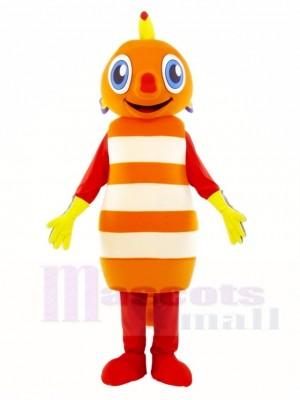 Lustige Seahorse Maskottchen Kostüme Tier