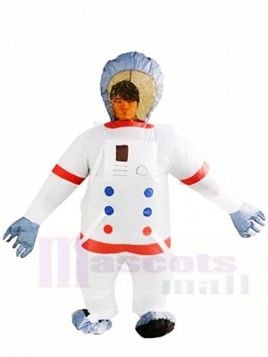 Platz Astronauten Aufblasbar Halloween Sprengen Sie Kostüme für Erwachsene