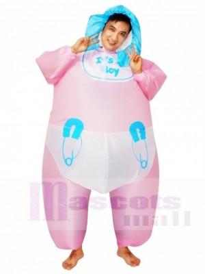 Säugling Baby Windel Aufblasbar Halloween Sprengen Sie Kostüme für Erwachsene