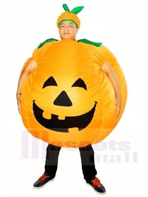 Kürbis Quetschen Aufblasbar Halloween Sprengen Sie Kostüme für Erwachsene
