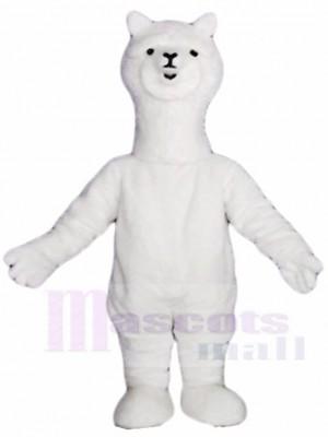 Alpaka Lama Maskottchen Kostüme Tier