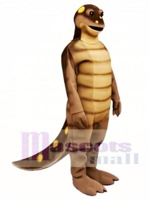 Billy Salamander Maskottchen Kostüm
