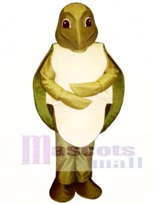 28/5000 Meeresschildkröte Maskottchen-Kostüm