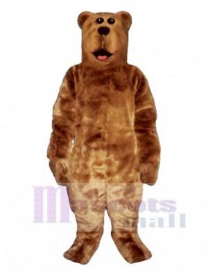 Willy Bär Maskottchen Kostüm