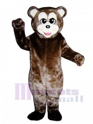 Happy Bär Maskottchen Kostüm Tier