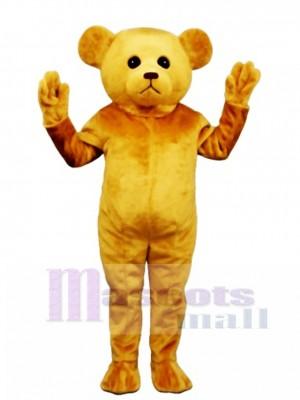 New Tan Teddybär Maskottchen Kostüm