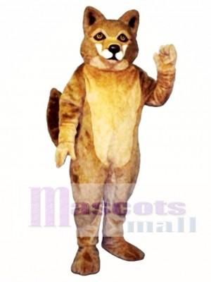 Nettes Winston Wolf Maskottchen Kostüm