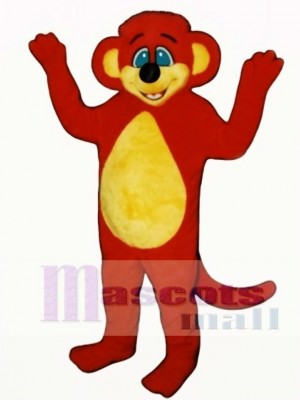 Goofy Maus Maskottchen Kostüm