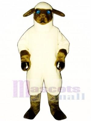 Ewela Ziege Schaf Maskottchen Kostüm