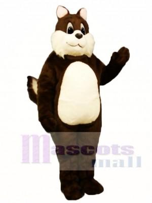 Baby Otter Maskottchen Kostüm