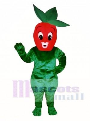 Sherry Erdbeer Maskottchen Kostüm Obst