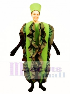 Rotten Pumpkin Mascot Costume