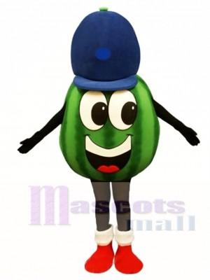 Madcap Watermelon Maskottchen Kostüm Obst