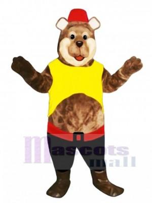 Good Ole Boy Bär Maskottchen Kostüm