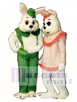 Ostereier Hase Kaninchen Maskottchen Kostüm