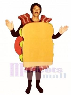 BLT Sandwich Maskottchen Kostüm
