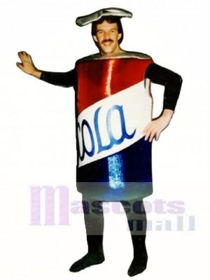 Cola kann Maskottchen Kostüm