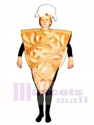 Apfel Kuchen Maskottchen Kostüm