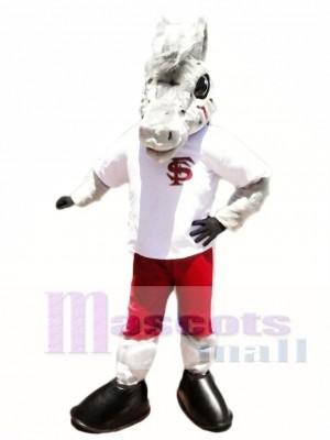 Sport Schule Pferd Maskottchen Kostüme Tier