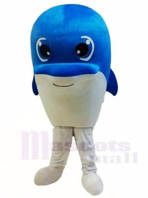 Delphin Maskottchen Kostüme Ozean