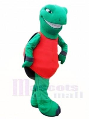 GrünSumpfschildkröte Schildkröte Schildkröte Maskottchen Kostüme Meer
