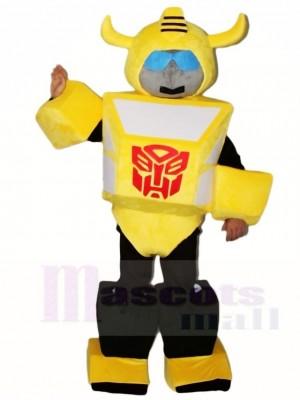 Autobots Hummel Bumblebee Maskottchen Kostüme Transformers
