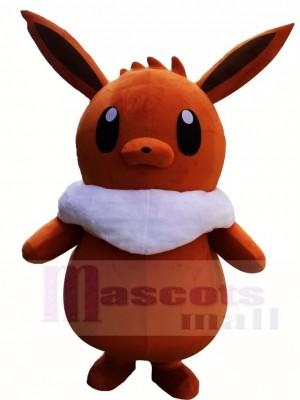 Pokémon Pokemon Go Eevee Eievui Mascot Costumes Cartoon