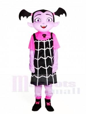Vampirina Vee Maskottchen Kostüme Cartoon Menschen